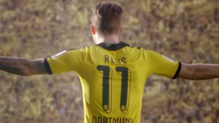 finest selection 3f2fa 7f059 VIDEO: The new Borussia Dortmund jersey is just delicious ...