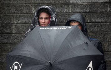 PIC: GAA in July? Sure of course we'd have bone-chilling torrential rain