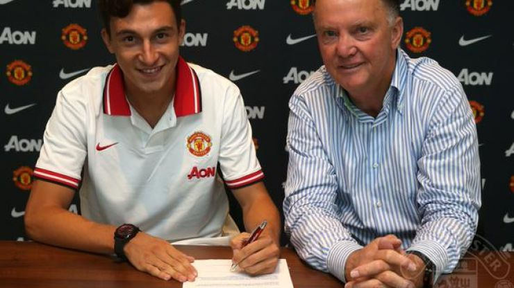 Manchester United have just confirmed their second signing of the day