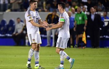 One English journalist thinks Robbie Keane needs to know his place after Gerrard's LA arrival