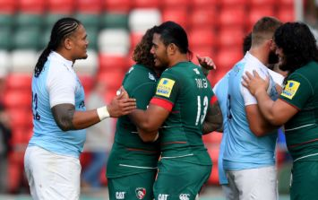 PIC: There was a Tuilagi family reunion last weekend - My lord there's a lot of them!