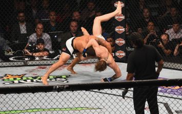 Paul Kimmage says he is 'repulsed' by 'barbaric' sport of MMA