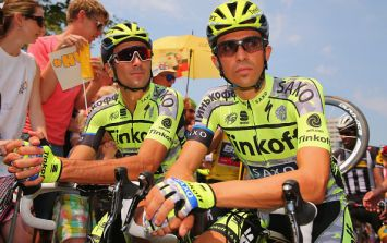 Tour de France rider quits race after being diagnosed with cancer