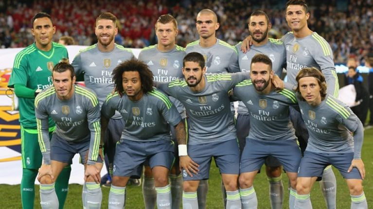 low priced 2b2f6 ec5f2 Real Madrid's new away kit has definitely divided opinion on ...