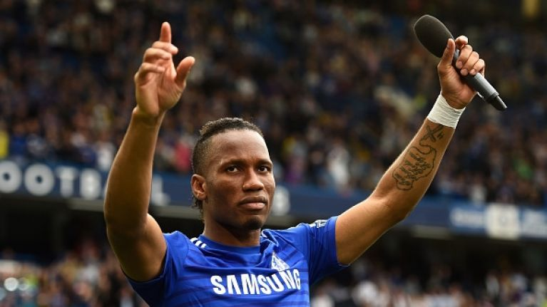 Didier Drogba is latest football legend to join MLS