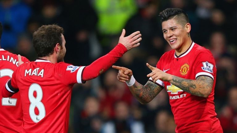 Manchester United fine Marcos Rojo after blunder leads to pre-season ...