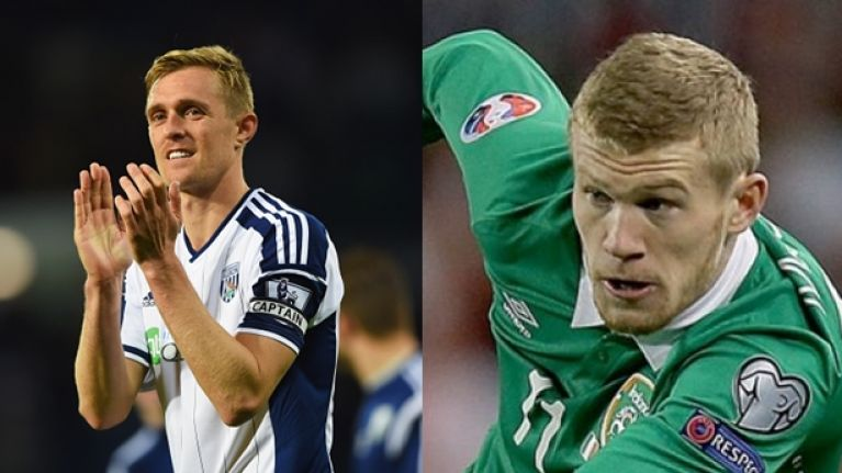 1d6bc9945 Darren Fletcher has offered resounding support for James McClean ...