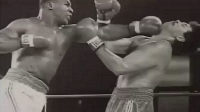 It hurts just to watch this highlight reel of Mike Tyson's knockouts