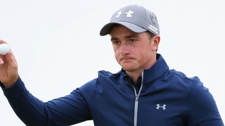 42393bd65920df Paul Dunne earned Under Armour a crazy amount of money on Sunday ...