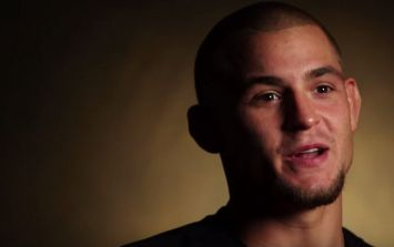 PIC: Dustin Poirier looks in serious shape for his clash with Joseph Duffy at UFC 195