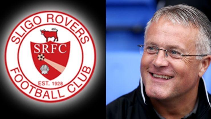 Former Premier League manager appointed Sligo Rovers' boss