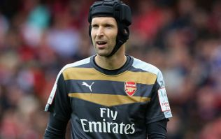 Arsenal could have picked a better way to deliver Petr Cech news