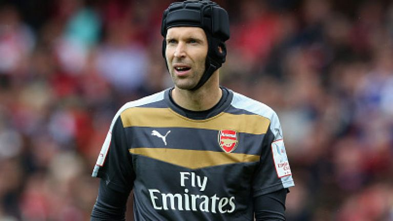 407f5947f Arsenal could have picked a better way to deliver Petr Cech news ...