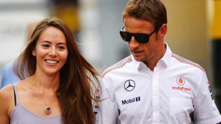 Jenson Button and his wife reportedly gassed during €425,000 robbery