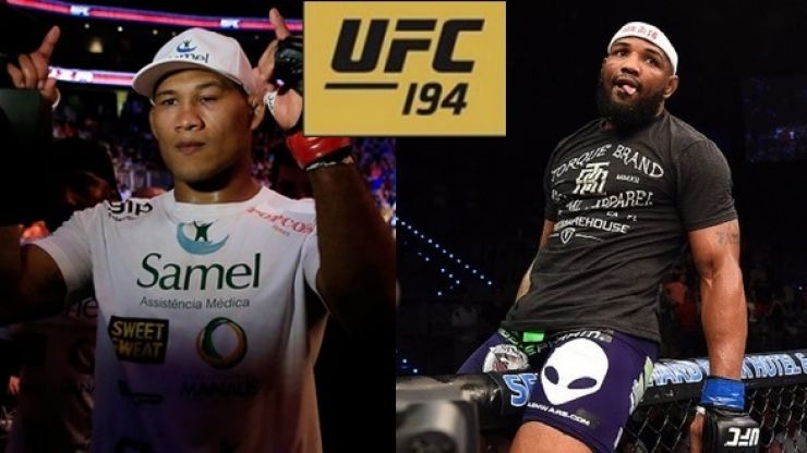 UFC 194 is on its way to 'card of the year' status with latest middleweight fight announcement