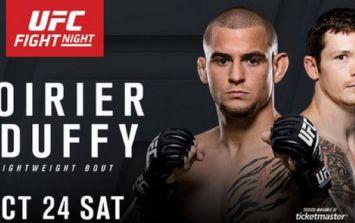 New date set for Joseph Duffy vs Dustin Poirier