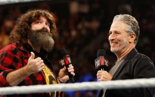 WATCH: Jon Stewart turns outrageous heel to cause SummerSlam shocker