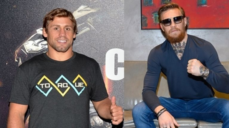 Conor McGregor and Urijah Faber have formed a close bond on The Ultimate Fighter