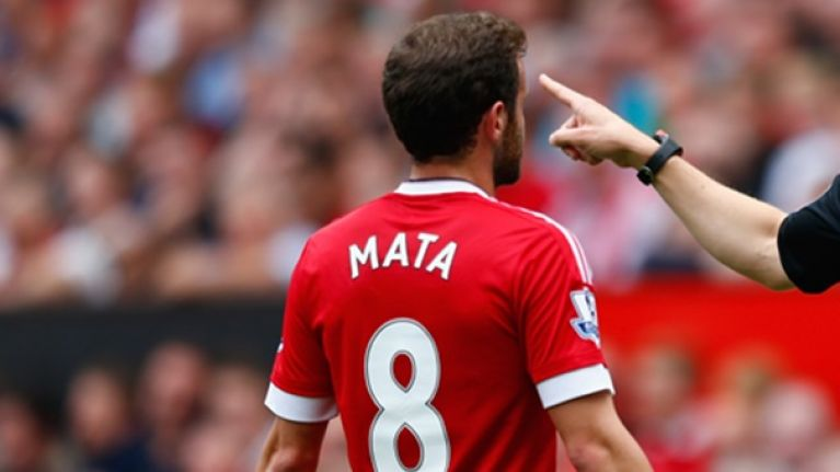 Juan Mata wanted a squad number switcheroo ahead of the new season