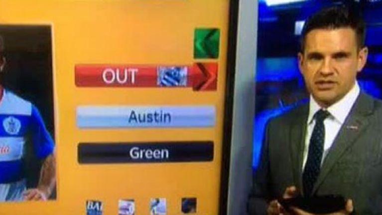 NSFW: Sky Sports reporter makes unfortunate error regarding Charlie Austin's medical