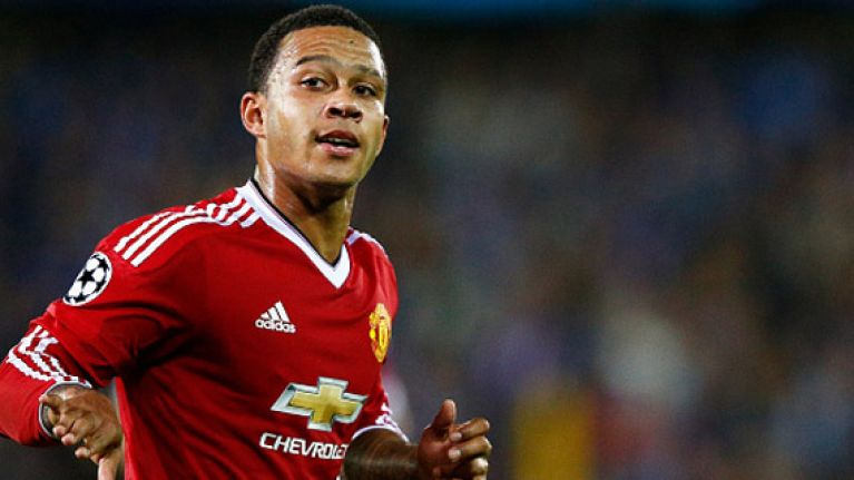 Pics: Memphis Depay elevates himself to style icon on international duty