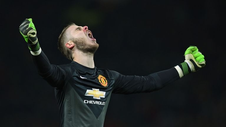 David De Gea's transfer to Real Madrid has reportedly collapsed