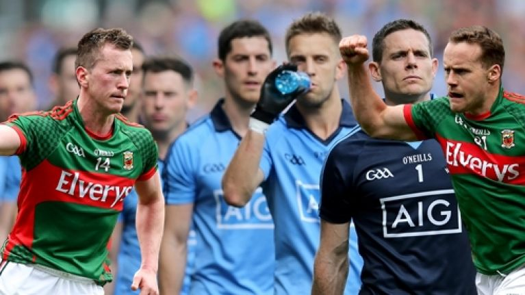 The best footballers have a life-or-death mode switch - Dublin or Mayo won't bow to each other