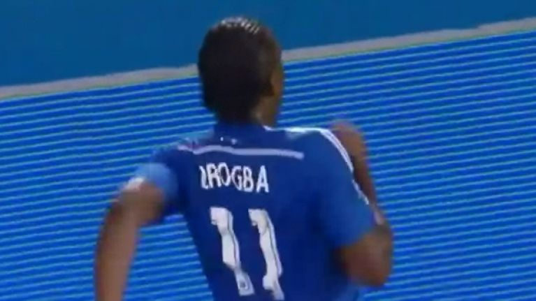 VIDEO: Didier Drogba perfects the art of the hat-trick with first MLS goals