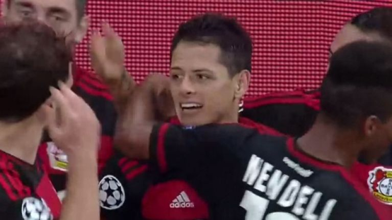 Javier Hernandez reveals why he's turned into a goal machine since leaving Manchester United