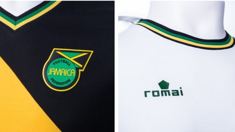 PICS  Retro Jamaica football jerseys have been released and they re almost  too beautiful 88f5f8b39