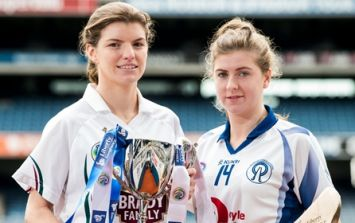 Kildare camógs to sport an outrageously tasty new black jersey for Sunday's All-Ireland final