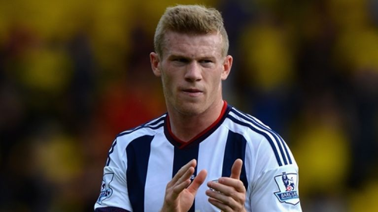 James McClean reaching 'legend' status with yet another brilliant act of charity