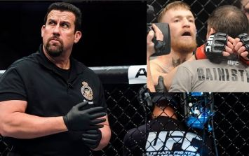 Big John McCarthy reveals the best chins in the UFC and a certain Irishman makes the list