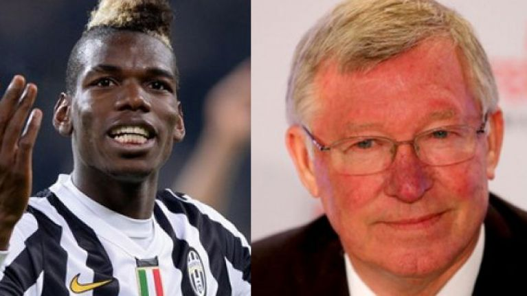 Sir Alex Ferguson reveals the reason why Paul Pogba left Manchester United to join Juventus