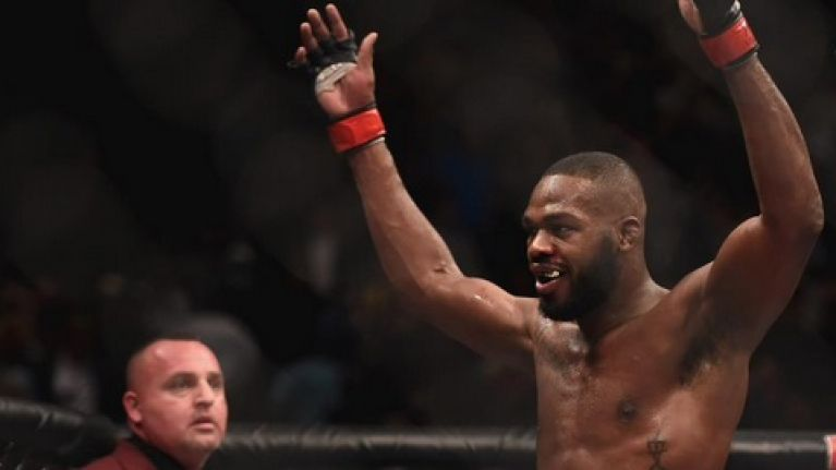 PIC: Jon Jones' Wikipedia took an awful hammering after his latest exploits