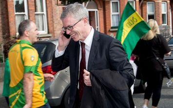 Joe Brolly's Twitter notifications will have been a mixed bag after his column on MMA