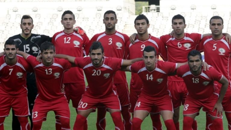 8bd9f4b4d Palestine s 87-year journey to the Asia Cup is the most uplifting story you
