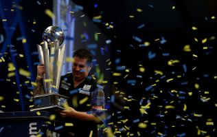 We won't have to wait long for the Gary Anderson - Phil Taylor rematch