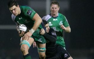 Quinn Roux signs permanent deal at Connacht