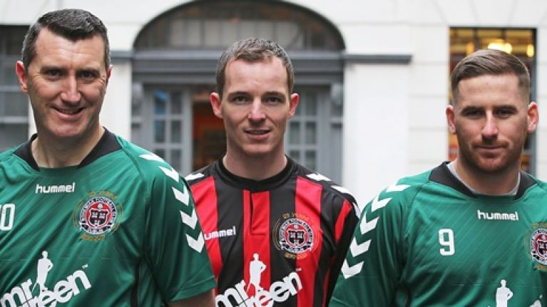16f1baf64 Pics  Bohemians unveil new away kit and it s only lovely