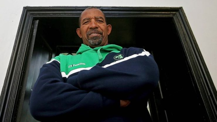 Irish cricket coach Phil Simmons has taken over the West Indies team