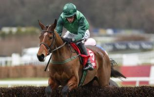 Cheltenham hopeful Gitane Du Berlais wins feature at Sandown for Willie Mullins