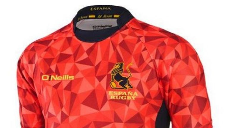 best service 43a7b d1ef0 Pic: O'Neill's have just unveiled their Spanish national ...