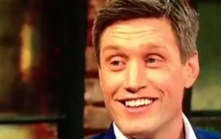 For anyone offended by Ronan O'Gara's Late Late Show joke... he's sorry