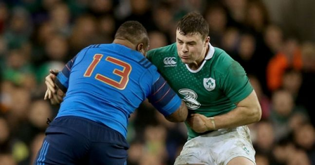 Robbie Henshaw to 'destroy' the best England can throw at him