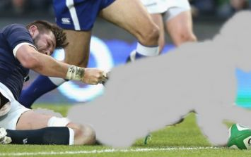 QUIZ: Can you figure out who scored these famous Six Nations tries?