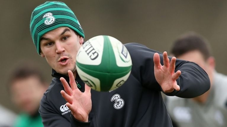 Another Johnny Sexton concussion during Six Nations would rule him out for six months