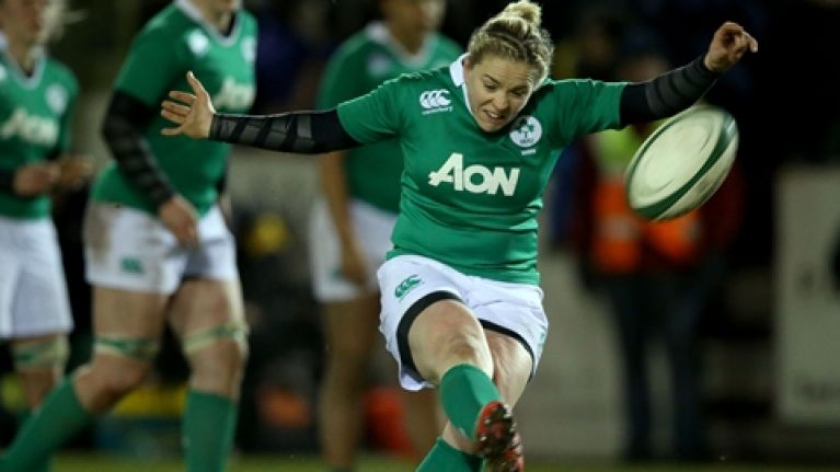 IRFU announce plans to bid for 2017 Women's World Cup