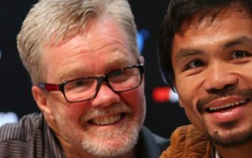 VIDEO: Famed boxing trainer Freddie Roach has his say on Conor McGregor vs Nate Diaz II