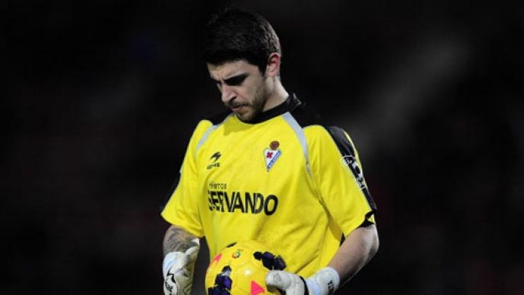 Vine: Horror error from Eibar goalkeeper gifts Villarreal an extremely soft goal